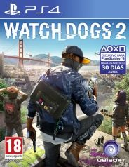 WATCH DOGS 2 -PS4-