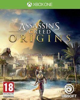 ASSASSINS CREED - ORIGINS -XBONE-