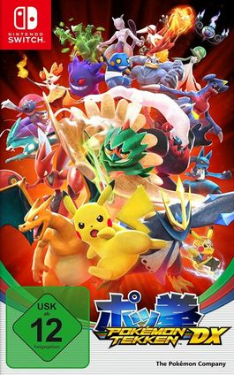 POKKEN TOURNAMENT DX -SWITCH-
