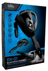 HEADSET BLUETOOTH MONO EX-1 GIOTECK PS3