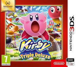 KIRBY TRIPLE DELUXE - SELECTS -N3DS-