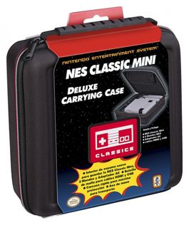 DELUXE CARRYING CASE NESM30 NINTENDO CLASSIC MINI EDITION