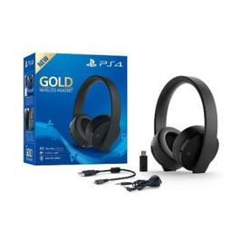 AURICULAR WIRELESS GOLD 7.1 SONY -PS4-