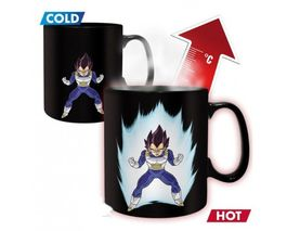 TAZA DRAGON BALL POR COLOR VEGETA