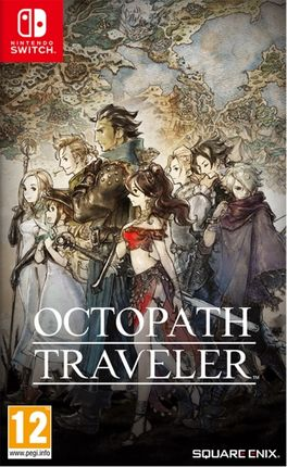 OCTOPATH TRAVELER -SWITCH-