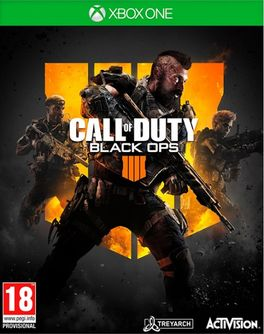 CALL OF DUTY BLACK OPS 4 -XBONE-