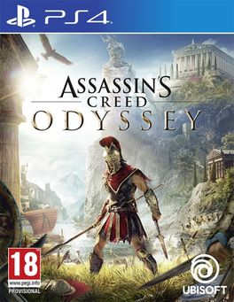ASSASSINS CREED ODYSSEY -PS4-