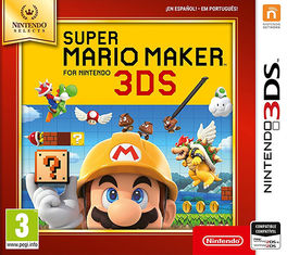 SUPER MARIO MAKER - SELECTS -N3DS-