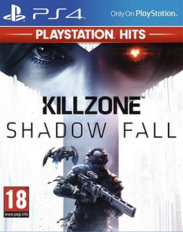 KILLZONE SHADOW FALL - PLAYSTATION HITS -PS4-