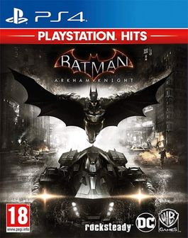 BATMAN - ARKHAM KNIGHT - PLAYSTATION HITS -PS4-