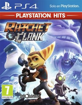 RATCHET & CLANK - PLAYSTATION HITS -PS4-