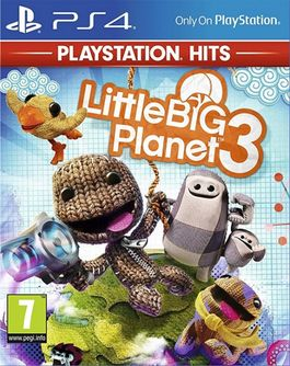 LITTLE BIG PLANET 3 - PLAYSTATION HITS -PS4-