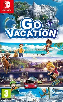 GO VACATION -SWITCH-