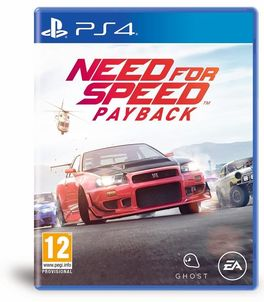 NEED FOR SPEED PAYBACK -PS4- PROMO