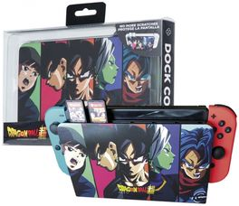 FUNDA DOCK DRAGON BALL SUPER - SWITCH
