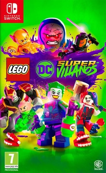 LEGO DC SUPER VILLAINS -SWITCH-