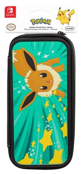 FUNDA DELUXE TRAVEL CASE - EDICIÓN EEVEE BATTLE
