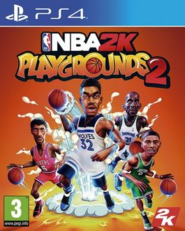 NBA 2K PLAYGROUNDS 2 -PS4-