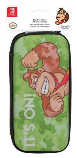 FUNDA SLIM TRAVEL CASE EDICION DONKEY KONG -switch-