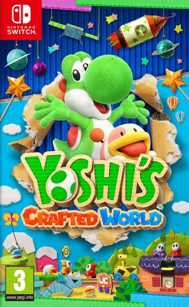 YOSHI'S CRAFTED WORLD -SWITCH-
