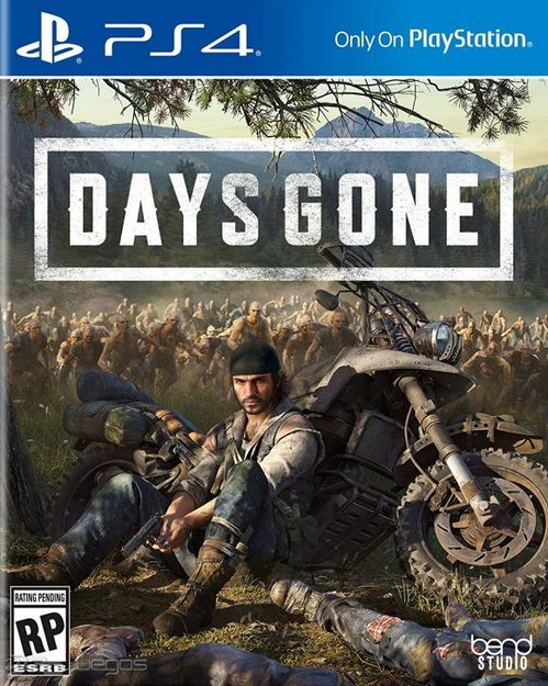 Days Gone -PS4-