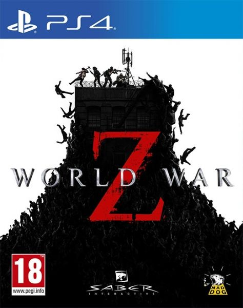 World War Z -PS4-