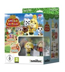ANIMAL CROSSING : AMIIBO FESTIVAL -Wii U-